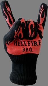 HellFire BBQ Gloves ROCK!
